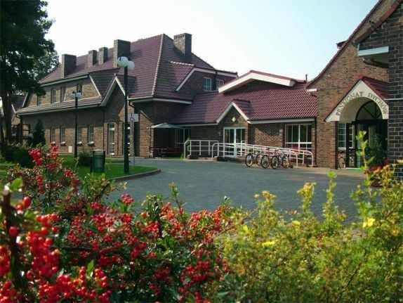 Hotel Pensjonat Dychow