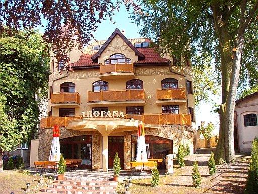 Hotel Palacyk Trofana